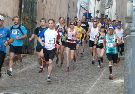Bourges Urban Trail